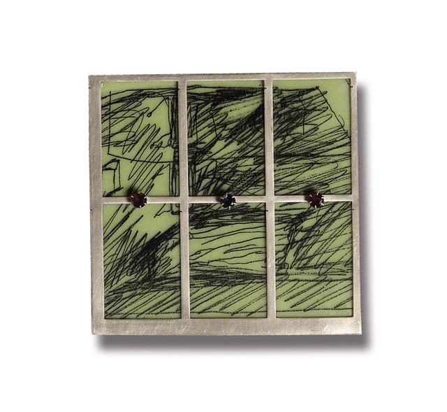 , 'Brooch ,' 2015, Gallery Loupe