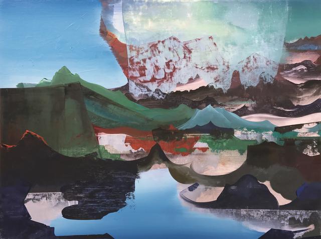 , 'Fatty Mist,' 2016, Pierogi