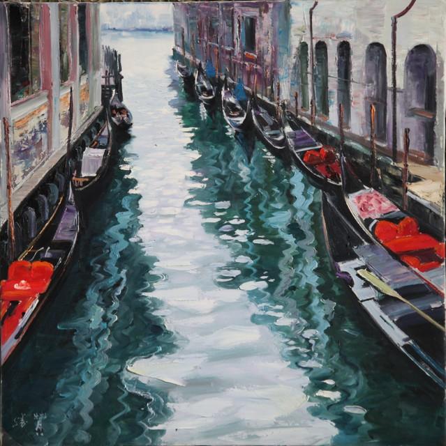 , 'Venice,' 2007, A-Art Shengzan Gallery