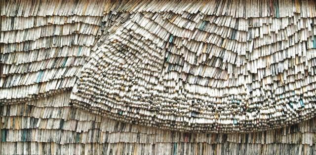 , 'Korean House Roof,' 2013, JanKossen Contemporary
