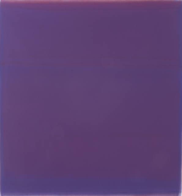 Taek Sang Kim, 'Breathing light-purple', 2016, Gaain Gallery