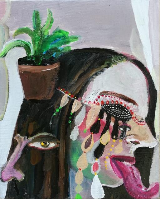 , 'Self Love,' 2016, Burning Giraffe Art Gallery