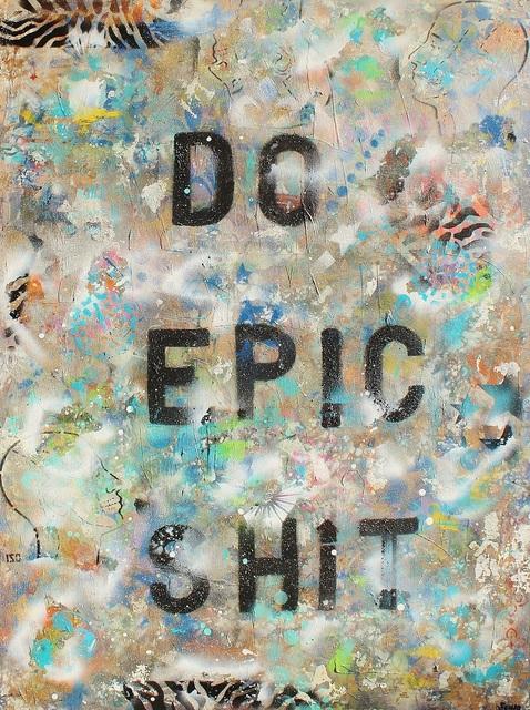 , 'Do Epic Shit,' 2018, Castelli Art Space