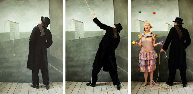 , 'The Juggler,' 2014, Photographica FineArt Gallery