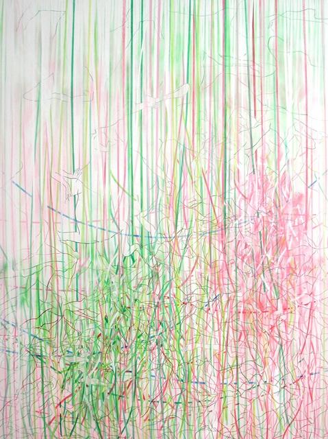 , 'Augurs,' 2017, Barnard Gallery