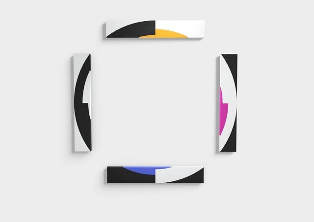 , 'Spazio Latente 16 (Latent Space 16),' 2017, ESH Gallery