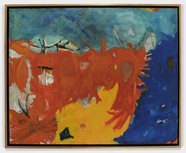 , 'Sunburst, Provincetown,' 1958, Spanierman Modern