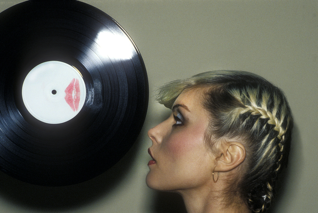 , 'DEBBIE HARRY 'KISS ON WHITE LABEL VINYL ALBUM',' , ArtStar