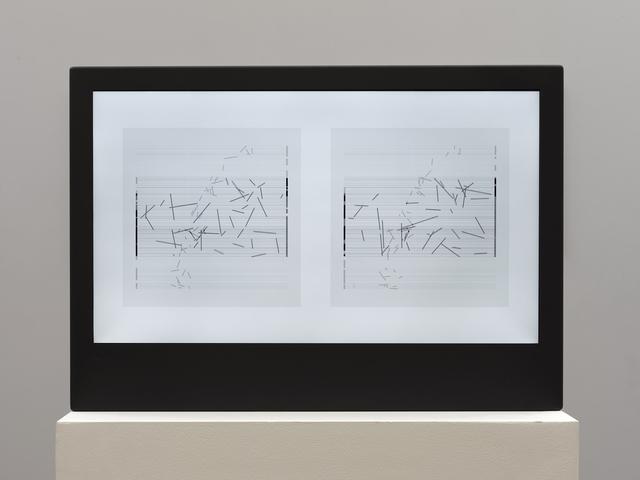 , 'P1680-B,' 2015, bitforms gallery