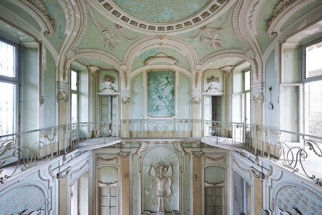 , 'Il mondo che non vedo 201, Italy,' 2016, Cynthia Corbett Gallery