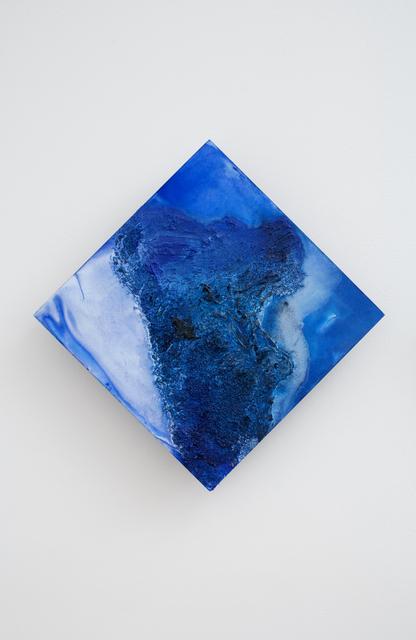 , 'Sedimentary IV: 10128/E27DG,' 2015, Klowden Mann