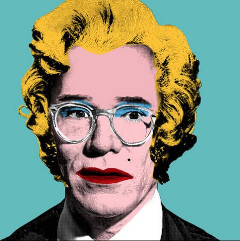 Mr. Brainwash, 'Andy Warhol', 2010, Imitate Modern
