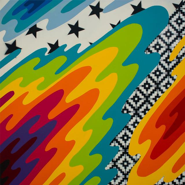 Okuda San Miguel, 'Liquids and Textures ', 2019, Mirus Gallery