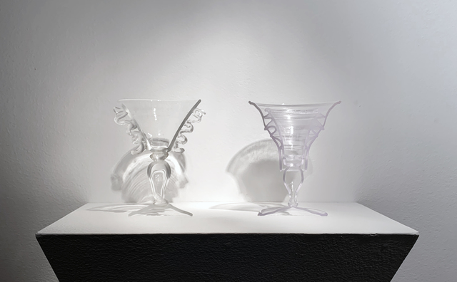 , 'PLATE 25, SMALL GOBLET WITH FRILLY HANDLE,' 2019, Heller Gallery