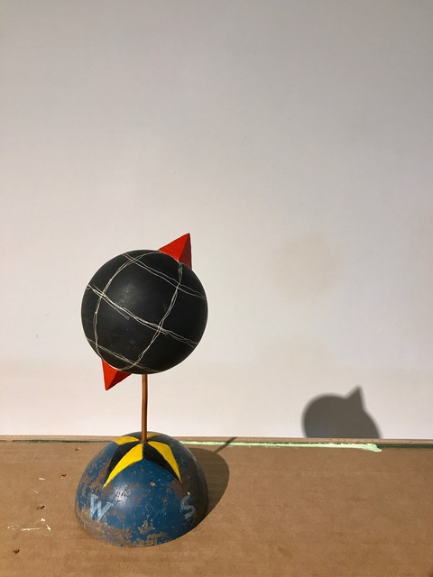 , 'Untitled Small Globe,' 2017, galerie 103