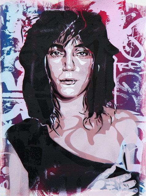 """, '""""Patti Smith"""",' 2013, sc gallery"""