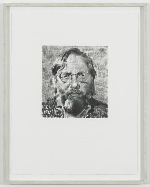 , 'John I,' 1990, Graphicstudio USF