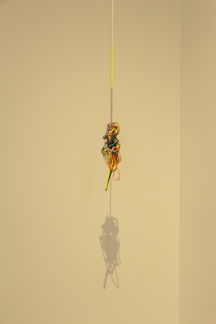 , 'Painted Angles (Tangle),' 2017, BERG Contemporary
