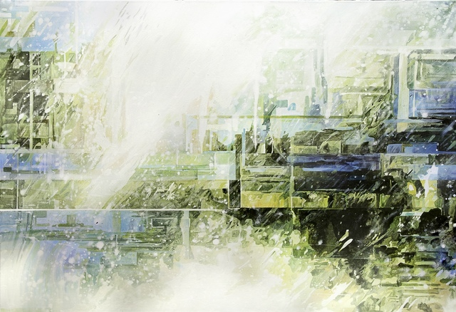 Leo WANG, 'Wisp Stranded Series-M2', 2019, Liang Gallery