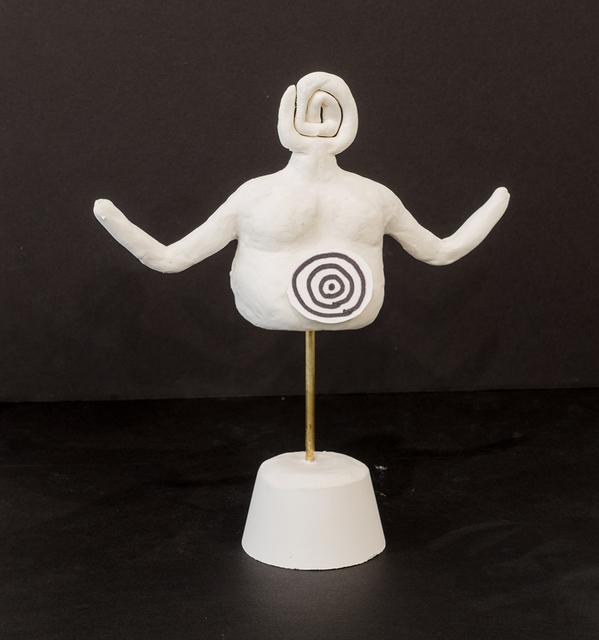 , 'spiralhead,' 2016, Erin Cluley Gallery