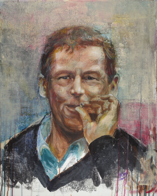 , 'Vaclav Havel,' 2017, Seager Gray Gallery