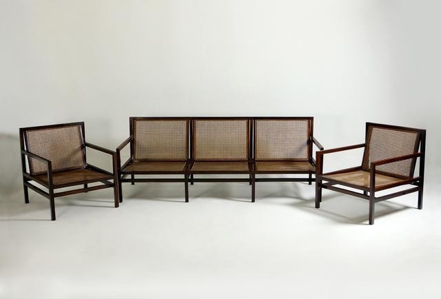 Joaquim Tenreiro, 'Sofa and Armchairs', 1958, Mercado Moderno