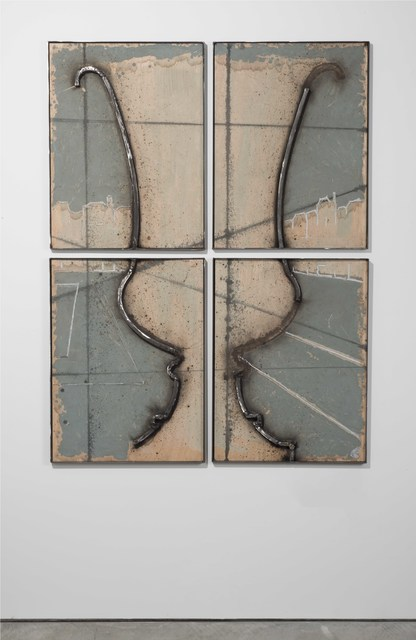 , 'Wall pattern Vases Tuileries VI,' 2014, Artscape Lab