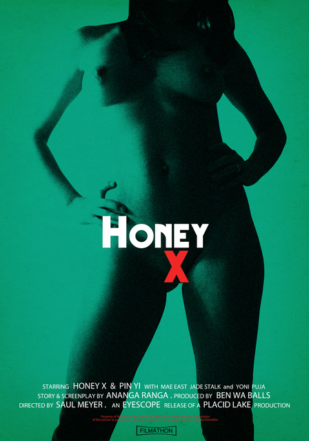 , 'Honey X,' 2015, Woodward Gallery