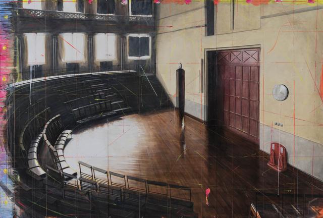 , 'Lecture Theatre / Liverpool,' 2015, Winston Wächter Fine Art