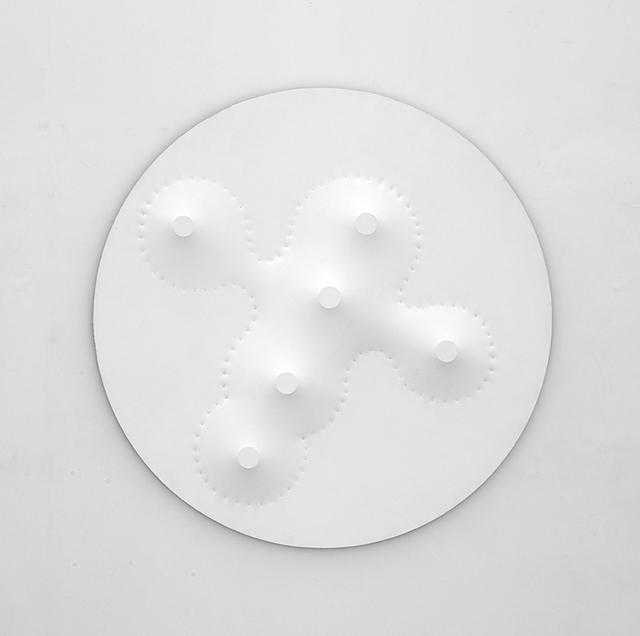 , 'Work - Circle F,' 1964, Axel Vervoordt Gallery