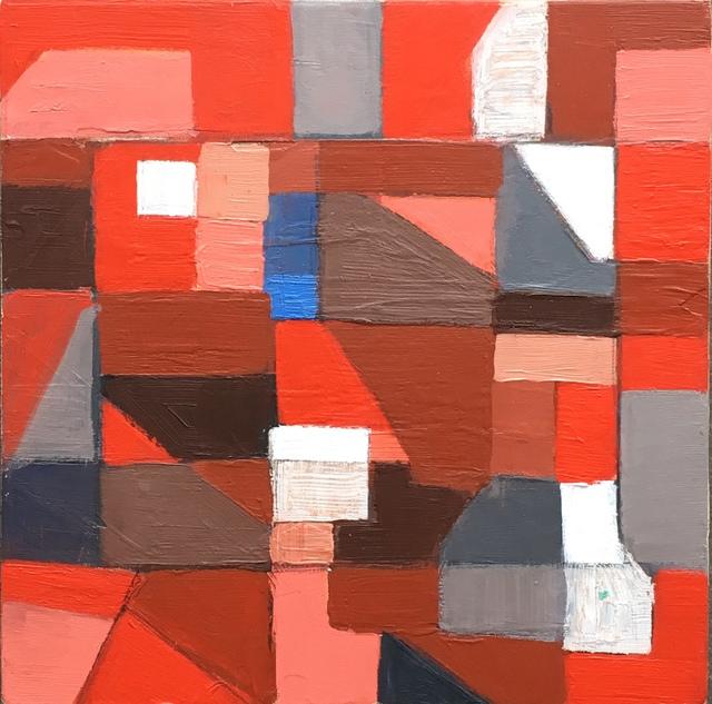 Susan O'Doherty, 'Skylight', 2018, Painting, Acrylic on board, Art Atrium