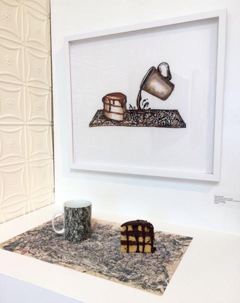 , 'Coffee Cake (For Jackson Pollock),' , Sara Nightingale Gallery