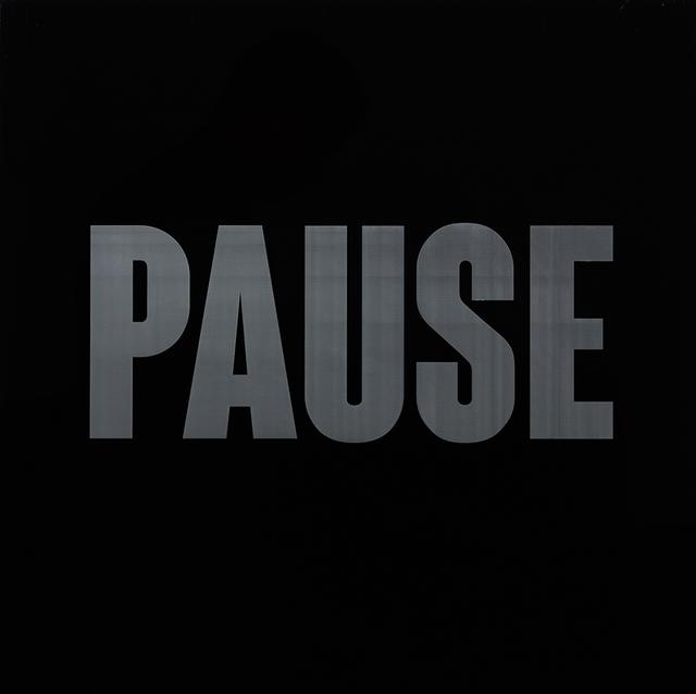 , 'Pause,' 2016, Galleria Ca' d'Oro