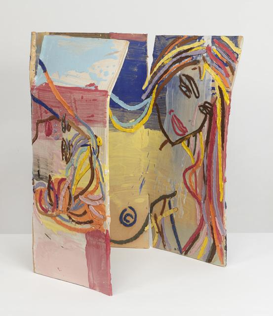 , 'Paysage avec Odalisque,' 2017, Jane Hartsook Gallery