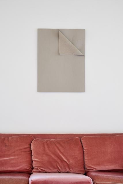 Serena Fineschi, 'L'Abbandono', 2016, Sculpture, Cardboard, Palazzo Monti