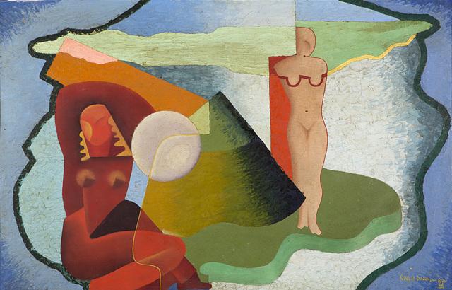 Giulio D'Anna, 'Metamorfosi cosmica', 1934, Il Ponte