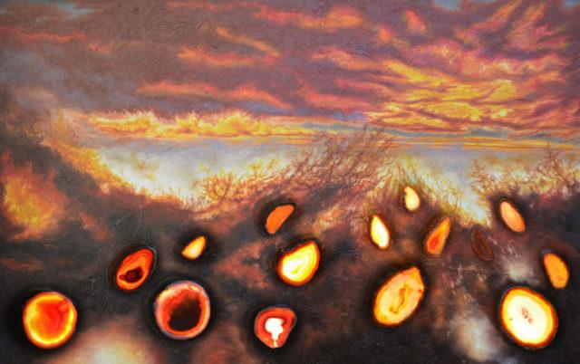 , 'Breath of Drogon,' 2017, Adelman Fine Art