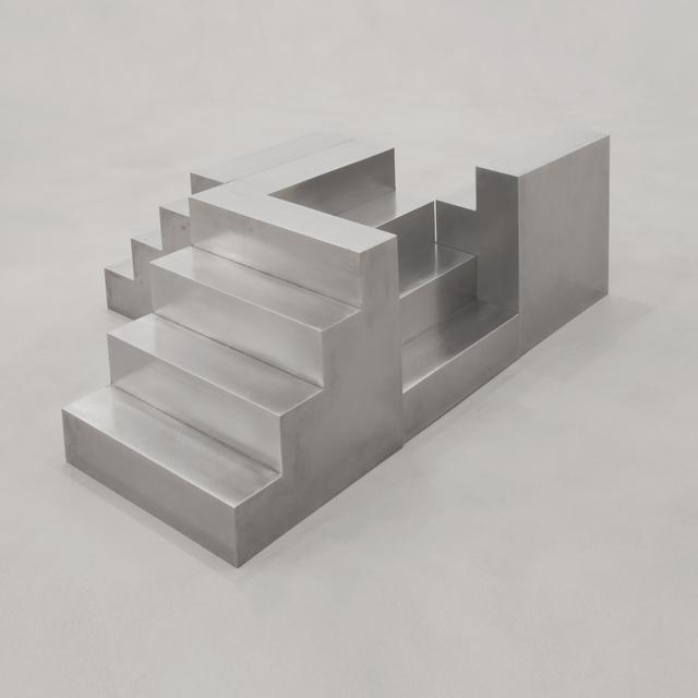 , 'Ri/Costruttivo 1/69 E.2016. Delta Due. 4 scale modules n. 17.57/20.57,' 1969-2016, A arte Invernizzi
