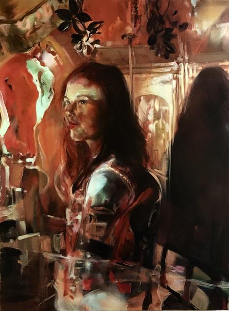 , 'Ruby Diamond,' 2018, Studio 21 Fine Art