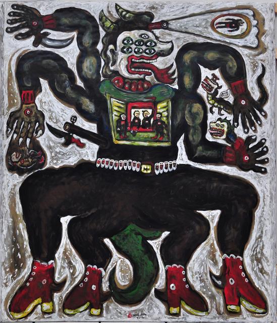 , 'Konflik Di Era Peradan, Anti Kekerasan,' 2017, Tang Contemporary Art