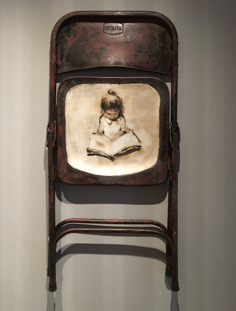 , 'Girl Reading,' , Sladmore Contemporary