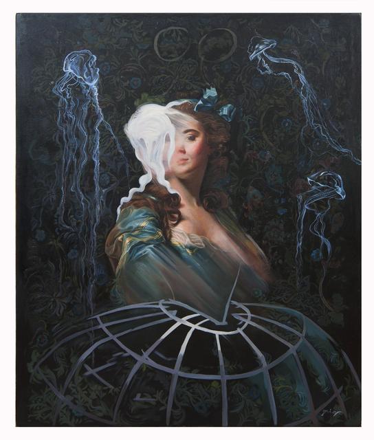 , 'The medusa ,' 2017-2018, Gridchinhall
