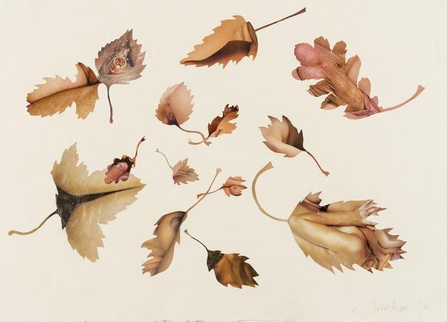 Jonathan Yeo, 'Leaf Study', 2009, Forum Auctions