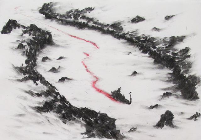 Matías Duville, 'Rastro,' 2012, Drawing Center