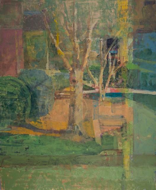 , 'Tree, 1,' 2019, Thomas Deans Fine Art