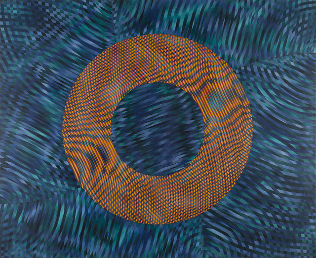 , 'Reverberation No 3,' 1997, Charles Nodrum Gallery