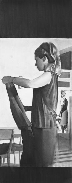 , 'Folding,' 2019, Abbozzo Gallery