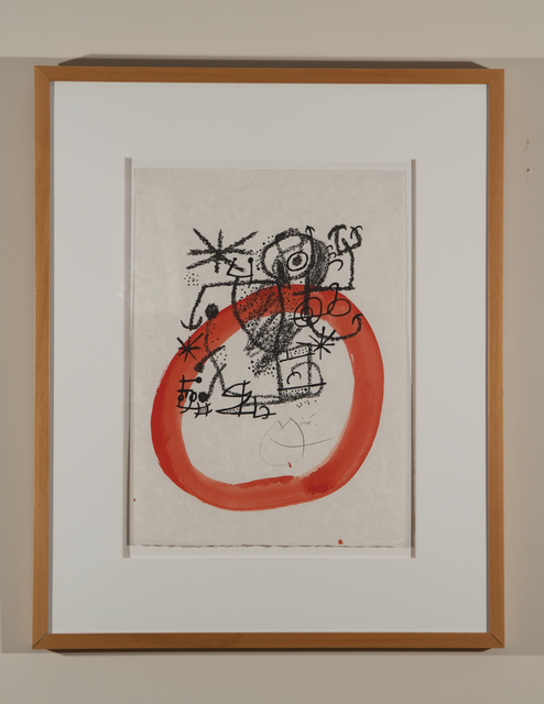 , 'Fourth Composition from Essences of the Earth,' 1970, Adamar Fine Arts