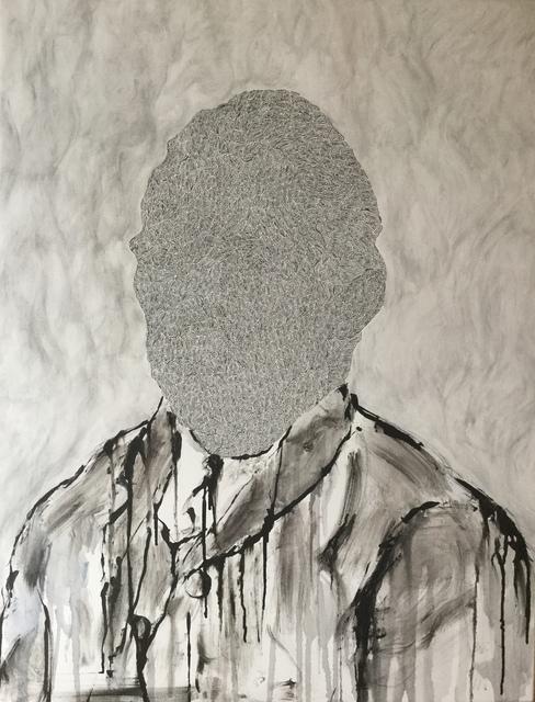 , 'Vincent,' 2019, SinArts Gallery