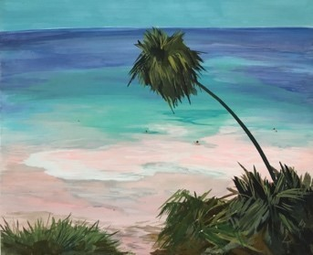 , 'Playa Paraiso,' 2017, Ro2 Art